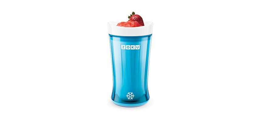美國 ZOKU 快速冰沙杯2.0 (淺藍)