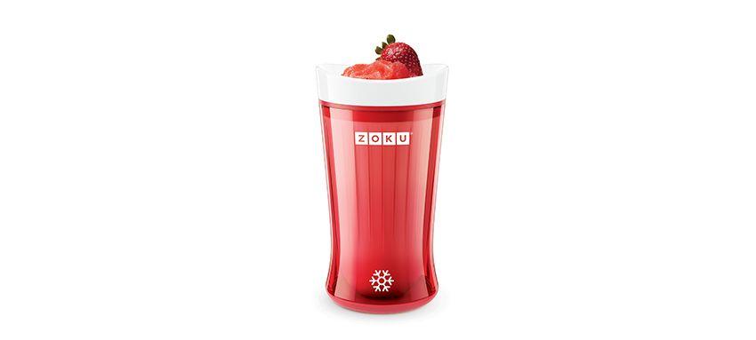 美國 ZOKU 快速冰沙杯2.0 (紅)