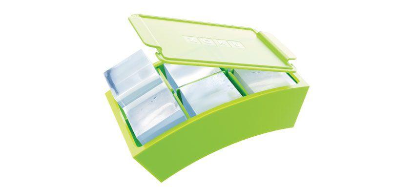 美國 ZOKU 方磚製冰盒 (2盒裝)