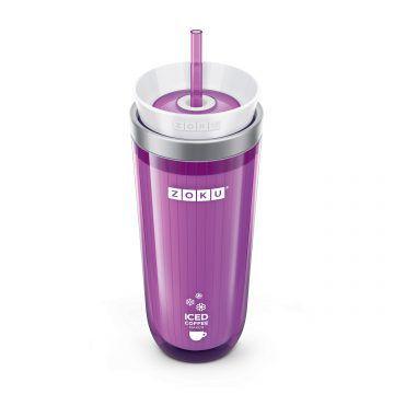 ZOKU快速冰飲杯_紫色