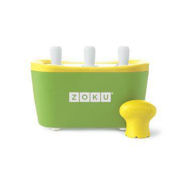 ZOKU快速製冰棒機(三支裝)-綠色