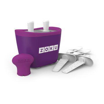 ZOKU快速製冰棒機(兩支裝)-紫色
