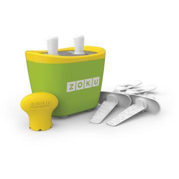 ZOKU快速製冰棒機(兩支裝)-綠色