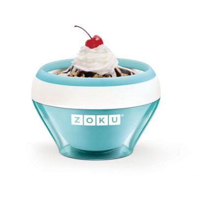 ZOKU快速製冰淇淋機-淺藍色