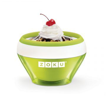 ZOKU快速製冰淇淋機-綠色