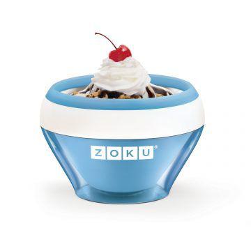 ZOKU快速製冰淇淋機-藍色