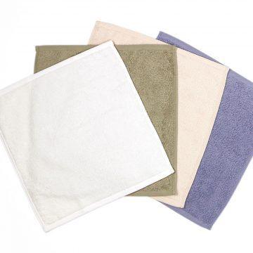 日本 今治毛巾 伊織 優雪方巾