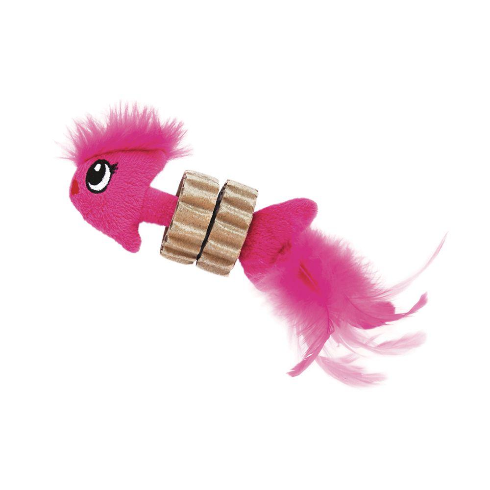 貓抓波紋魚