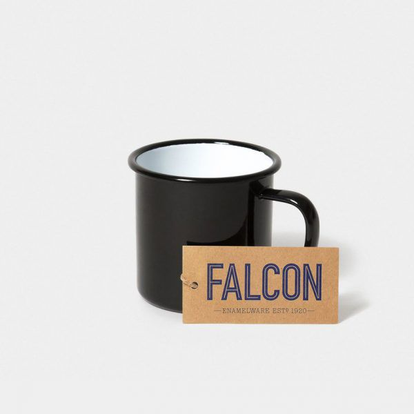 falcon 馬克杯 (黑白)