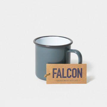 falcon 馬克杯 (灰白)