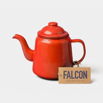 falcon 茶壺 (紅)