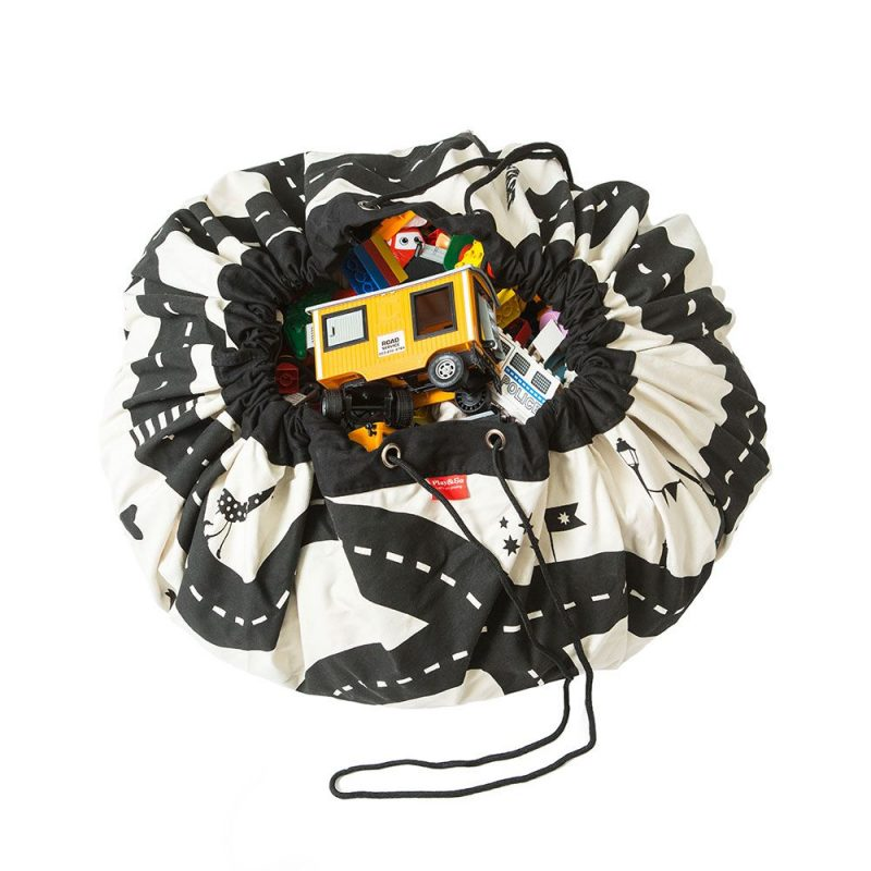 比利時 play & go 玩具整理袋 (跑跑公路)