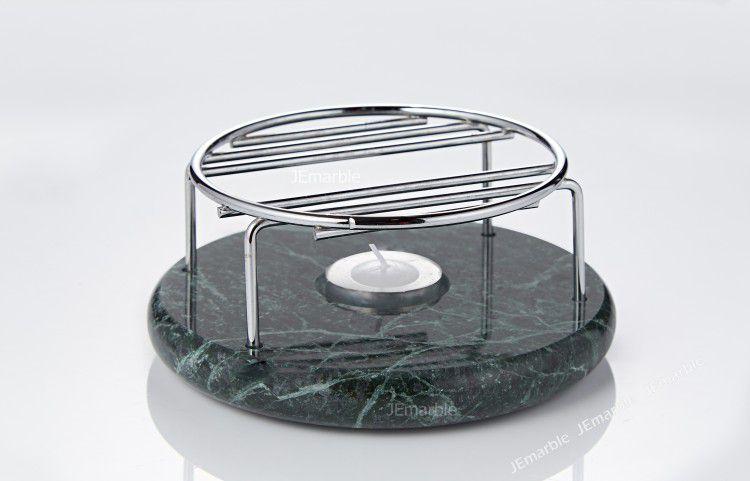 JEmarble 天然大理石保溫座 小暖爐 (兩色可選)