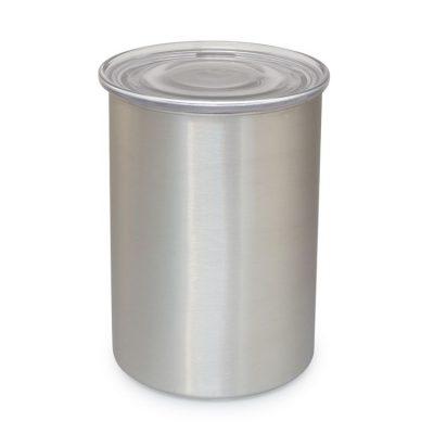 AirScape 專利排氣閥不鏽鋼密封罐/儲豆罐 64oz