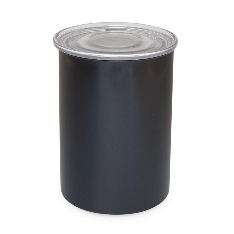 AirScape 專利排氣閥不鏽鋼密封罐/儲豆罐 64oz 黑曜石