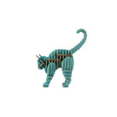 TENONART_布萊梅_貓(藍)1