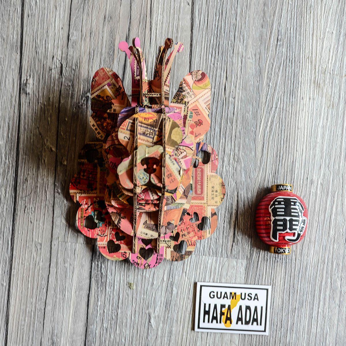 TENONART Prince Bata 法鬥犬掛飾 (郵票/未組裝)