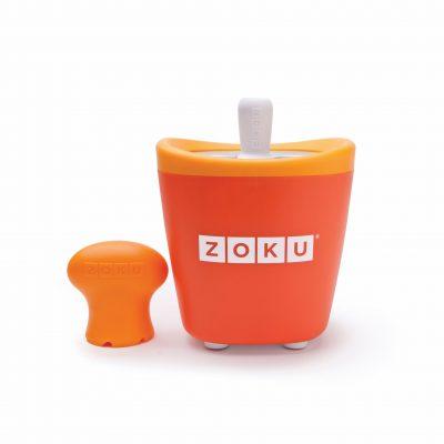 美國 ZOKU 快速製冰棒機 單支裝 (橘)