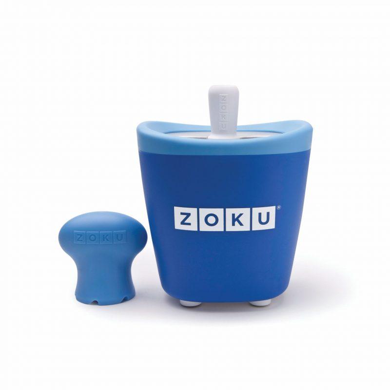 美國 ZOKU 快速製冰棒機 單支裝 (藍)