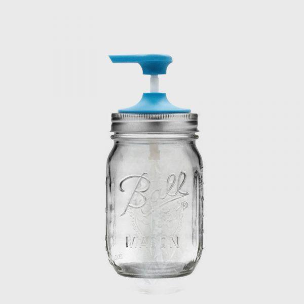 JARWARE 梅森罐專用 窄口按壓瓶蓋