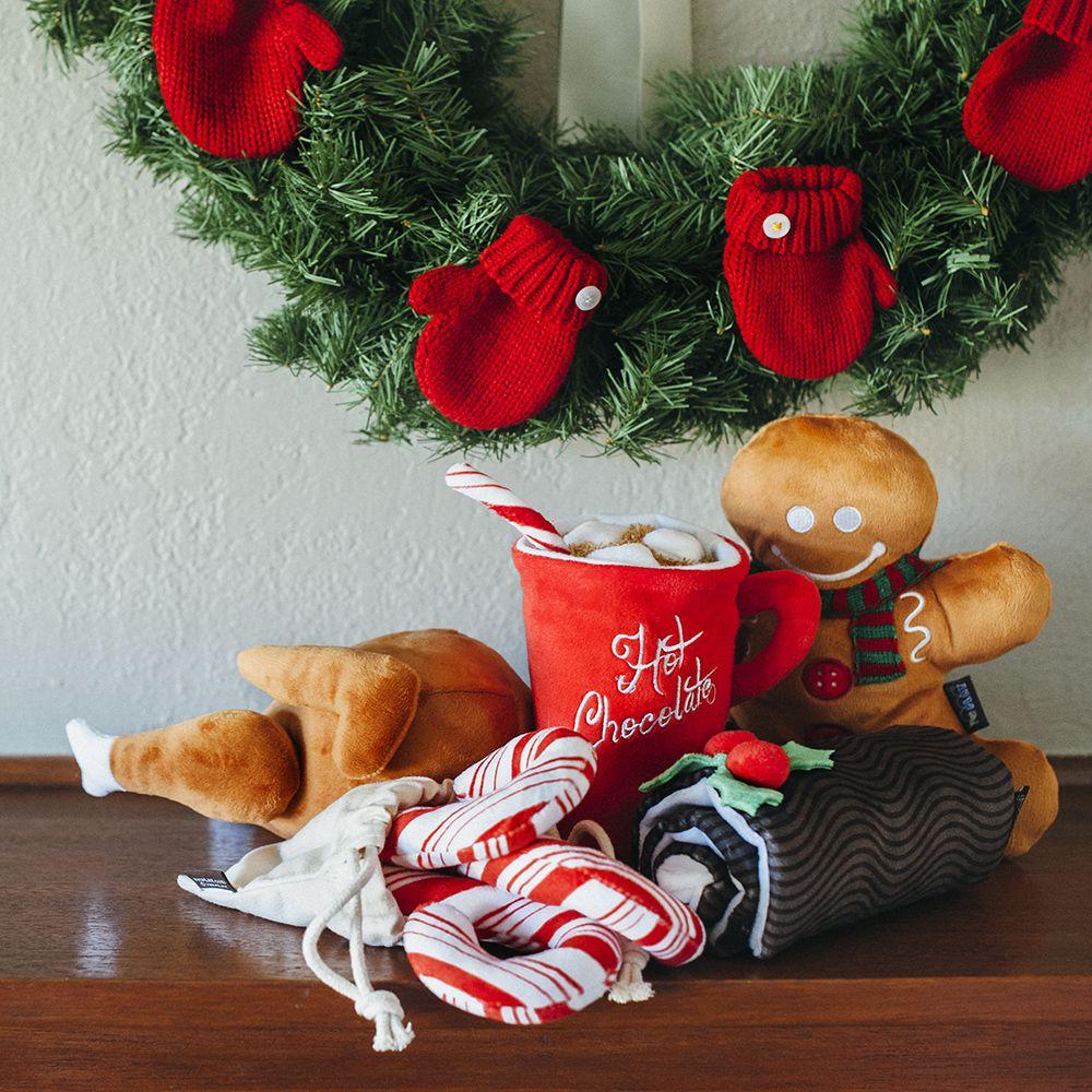 美國 P.L.A.Y. 玩具系列 經典聖誕大餐 熱巧克力