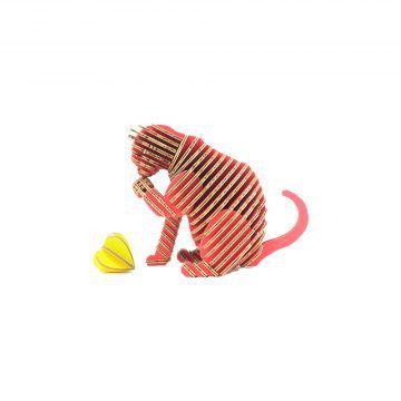 TENONART_貓系列_道歉貓(紅)3