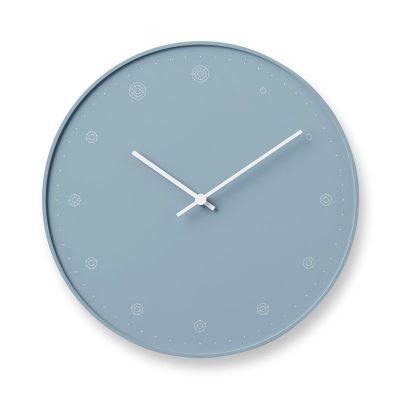 日本 Lemnos 分子時鐘 (藍)