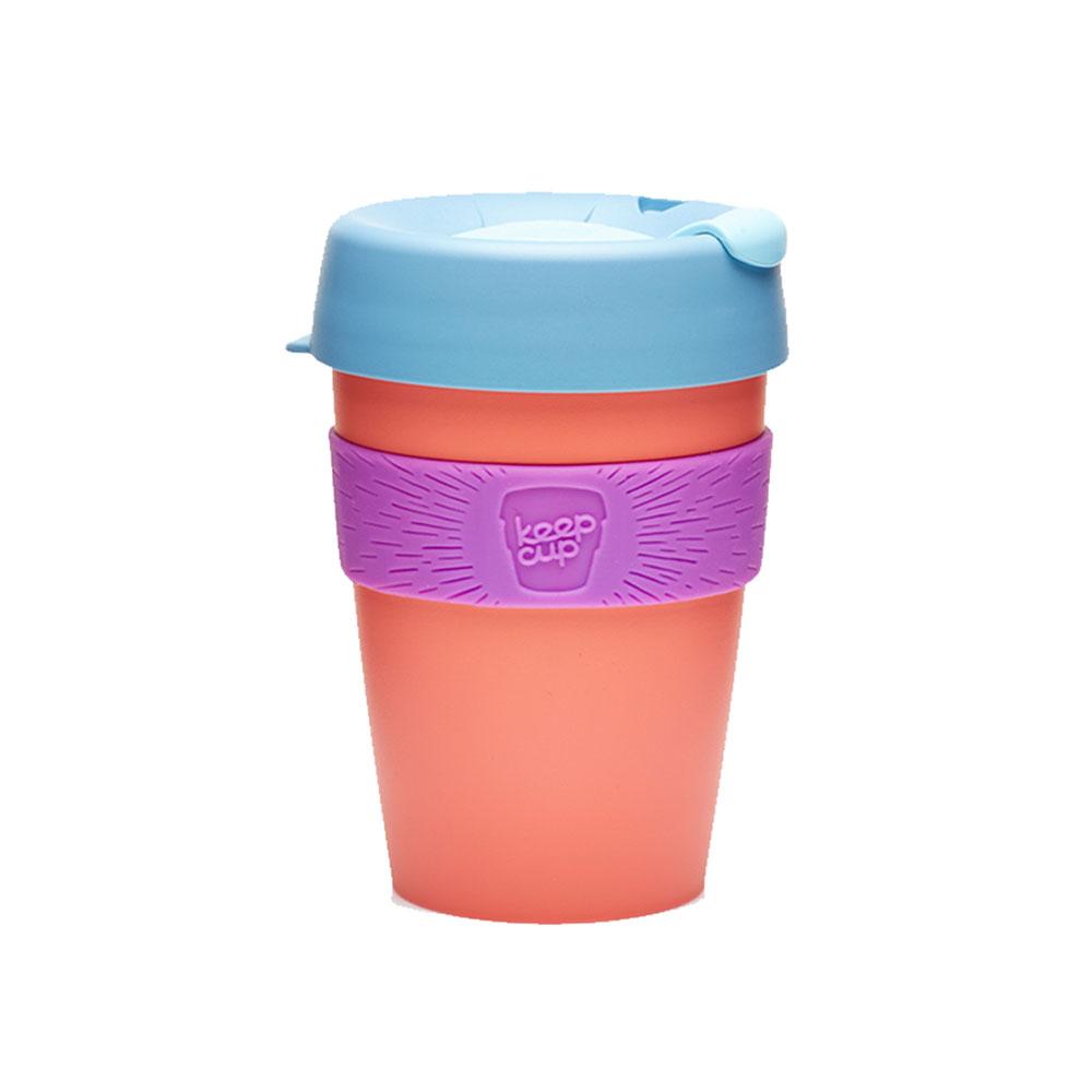 澳洲 KeepCup 隨身咖啡杯 隨行杯 M (杏桃)