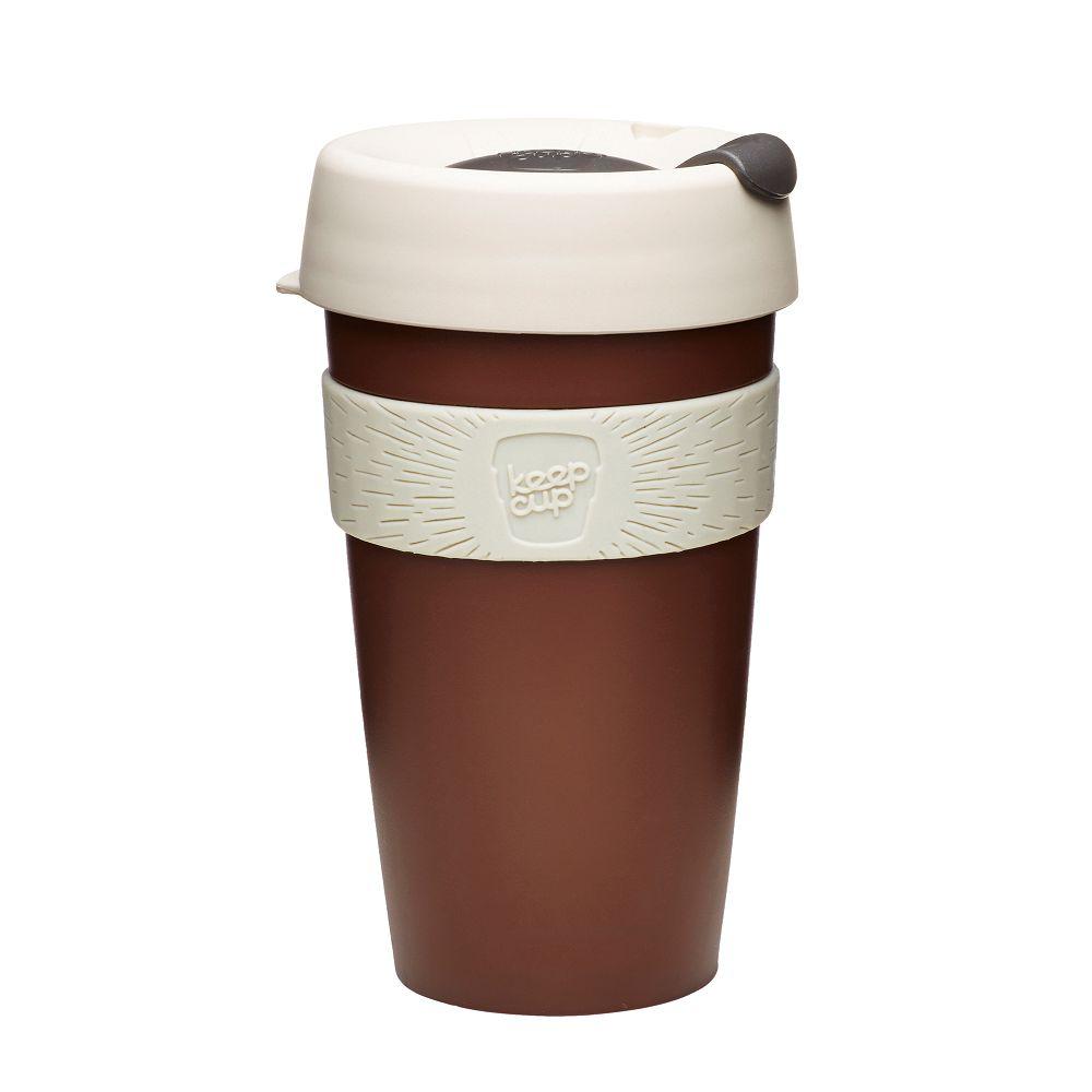 澳洲 KeepCup 隨身咖啡杯 隨行杯 L (松果)