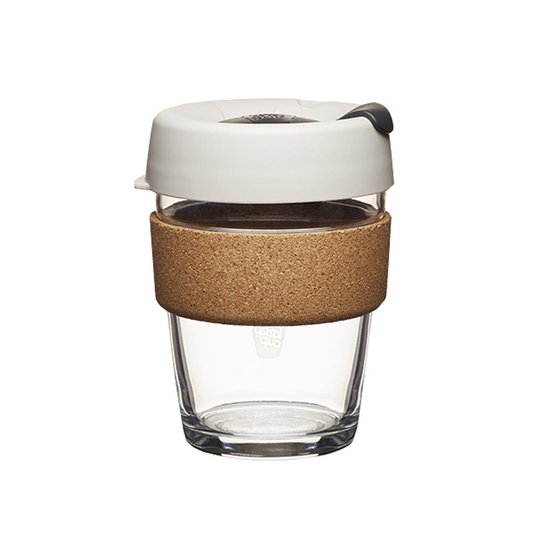 澳洲 KeepCup 隨身咖啡杯 軟木系列 M - 淺烘培