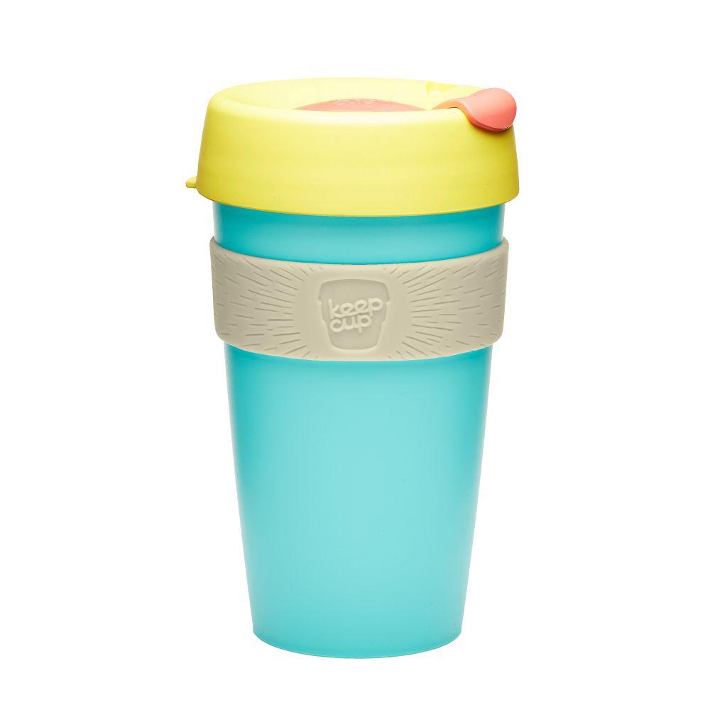 澳洲 KeepCup 隨身咖啡杯 隨行杯 L (綠松石)