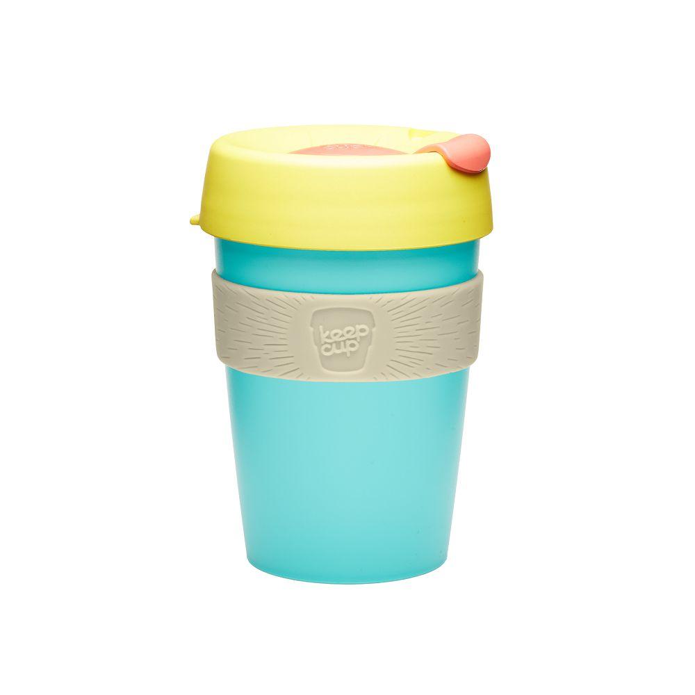 澳洲 KeepCup 隨身咖啡杯 隨行杯 M (綠松石)