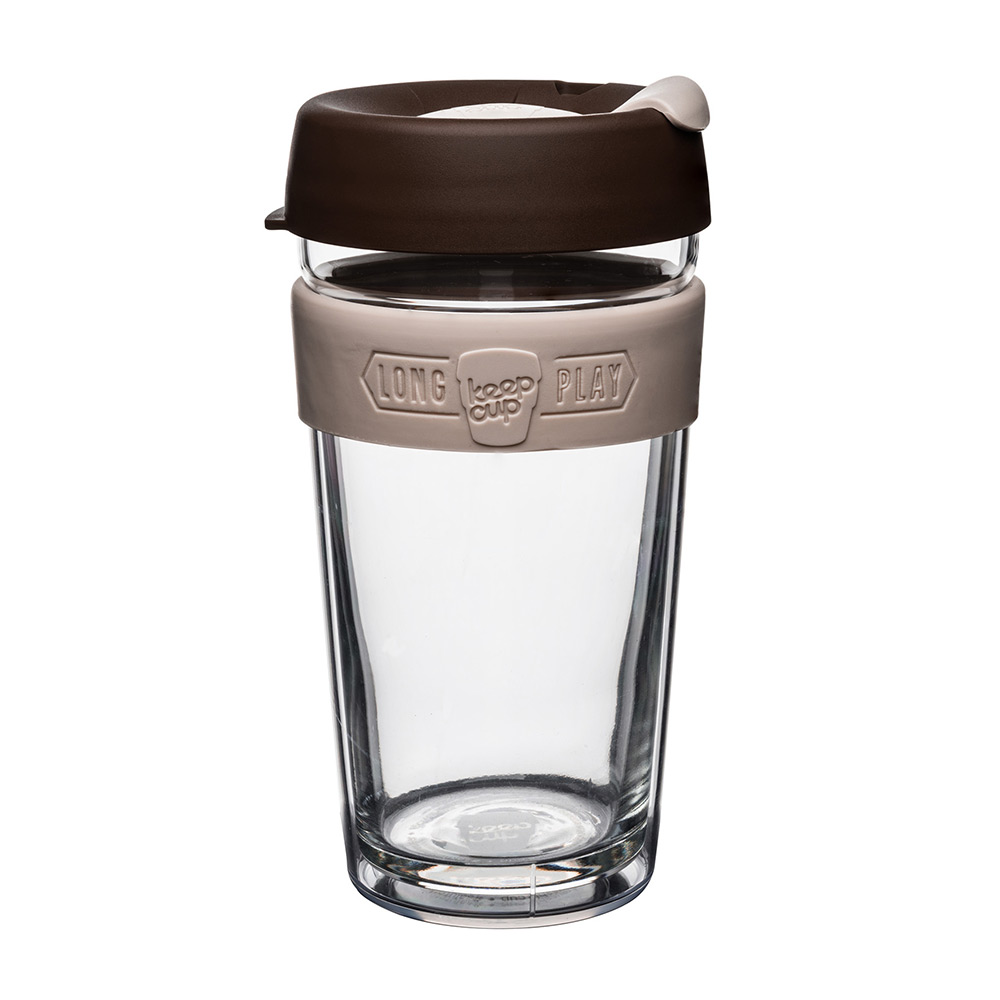 澳洲 KeepCup 雙層隔熱杯 L - 茶那堤