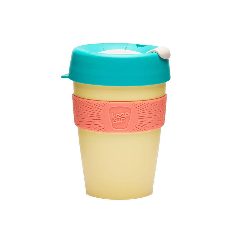 澳洲 KeepCup 隨身咖啡杯 隨行杯 M (蜜蘋)