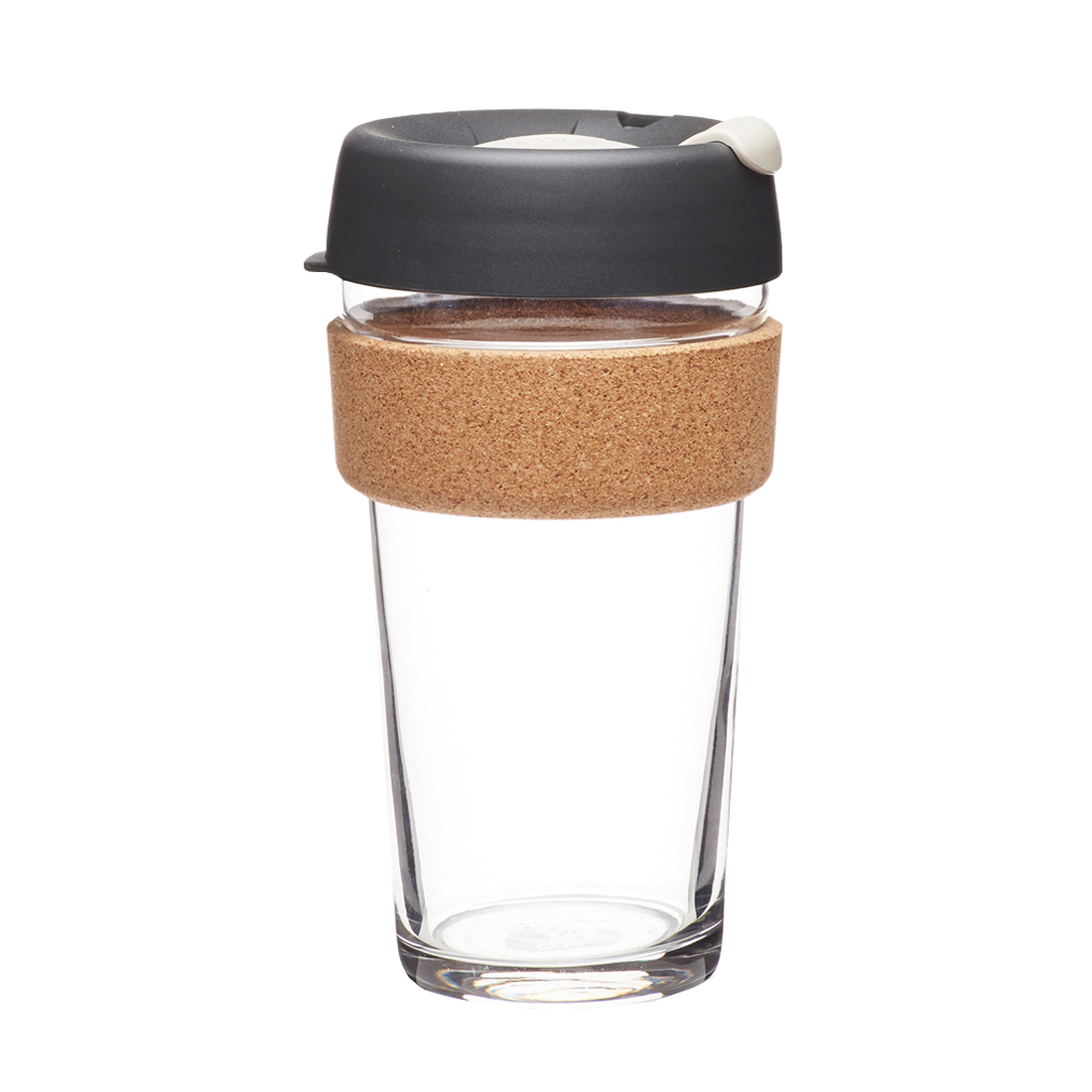澳洲 KeepCup 隨身咖啡杯 軟木系列 L - 重烘培