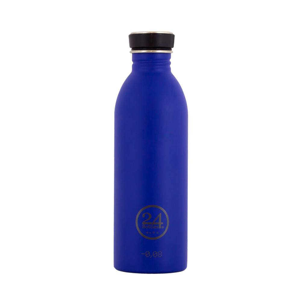 義大利 24Bottles 城市水瓶 500ml (金光藍)