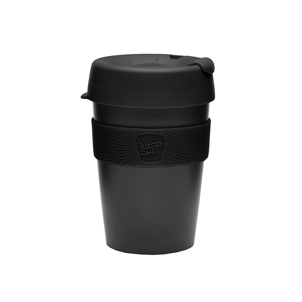 澳洲 KeepCup 隨身咖啡杯 隨行杯 M (黑曜石)