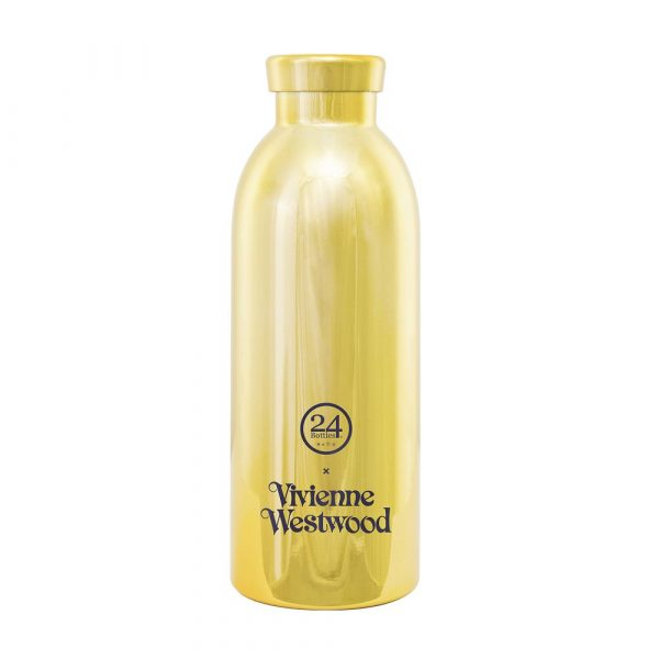 義大利 24Bottles 不鏽鋼雙層保溫瓶 500ml Vivienne Westwood