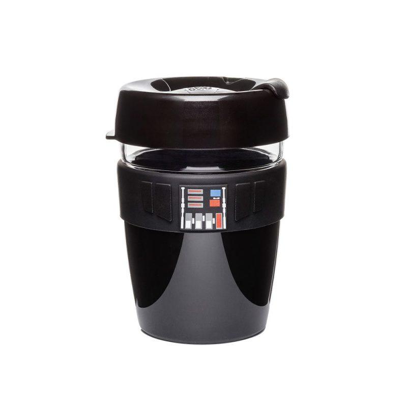 澳洲 KeepCup 星際大戰 雙層隔熱杯 M - 黑武士 達斯·維達
