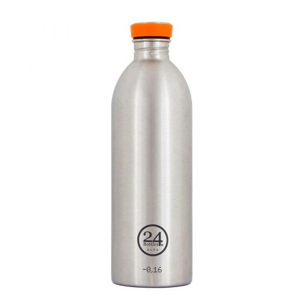 義大利 24Bottles 城市水瓶 1000ml (不鏽鋼)
