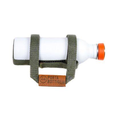 義大利 24Bottles 手工再生棉水瓶架 (綠)