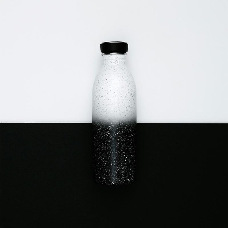 義大利 24Bottles 城市水瓶 500ml (日蝕) 磨砂面