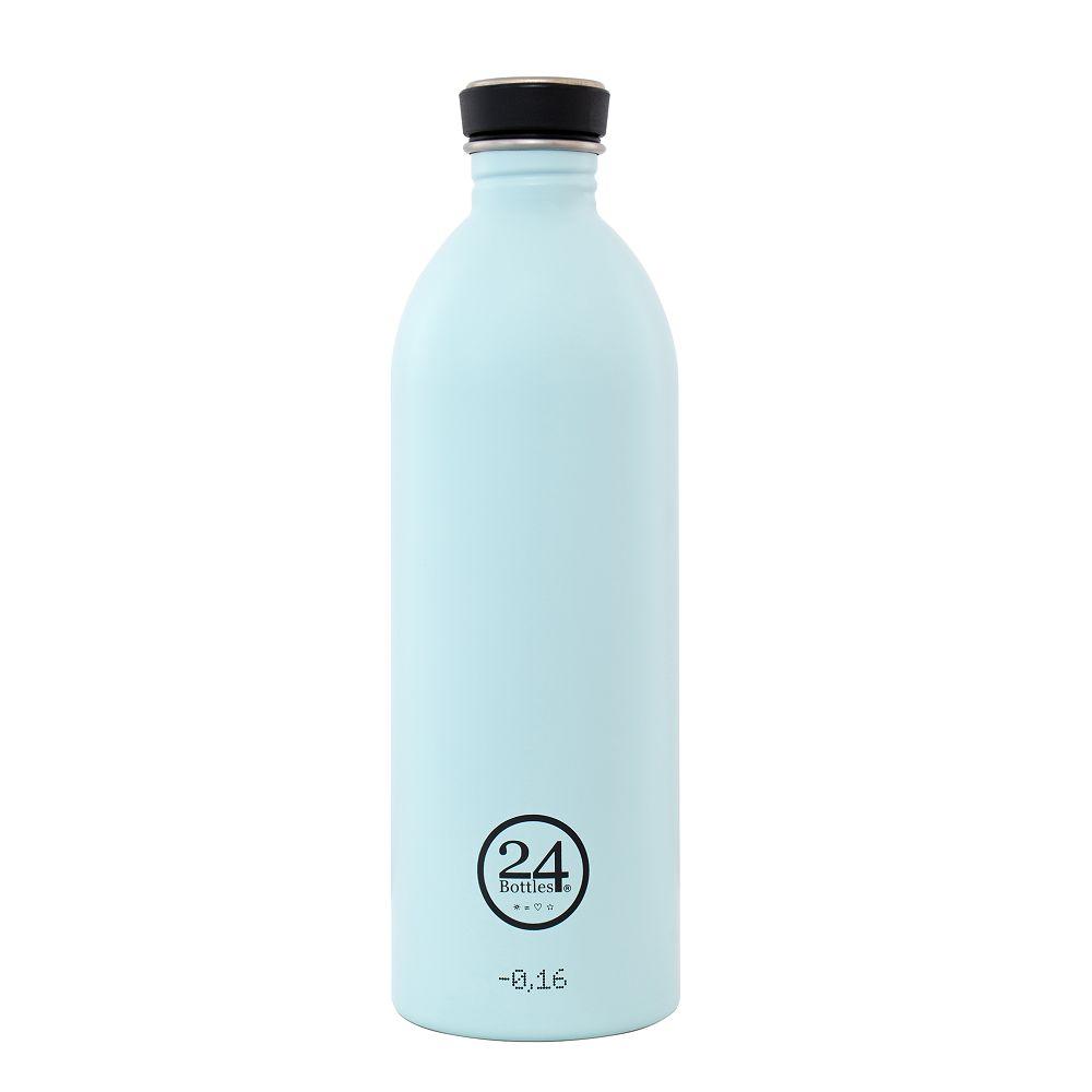 義大利 24Bottles 城市水瓶 1000ml (天空藍)