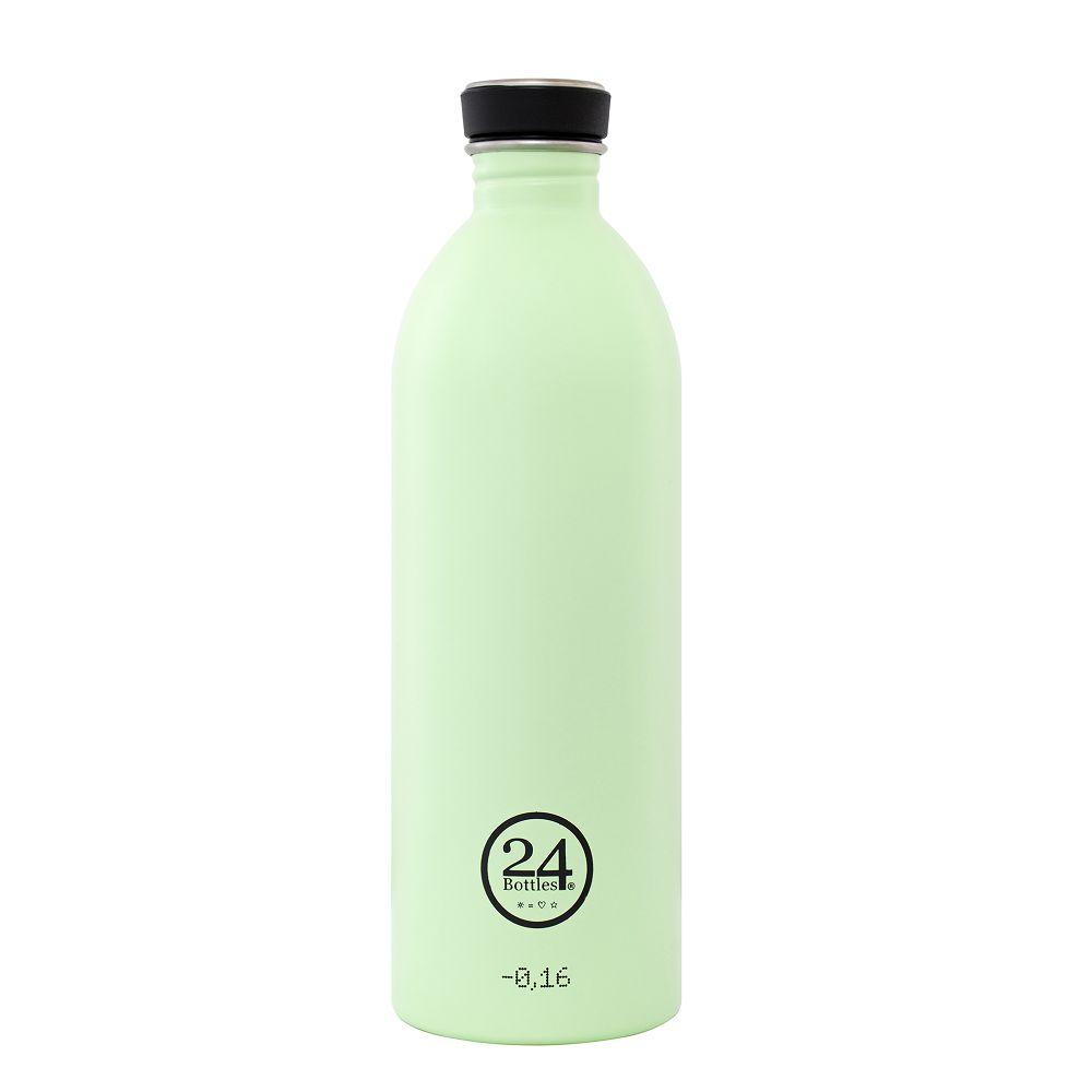 義大利 24Bottles 城市水瓶 1000ml (開心果)