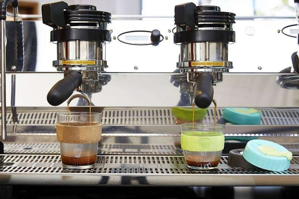 澳洲 KeepCup 隨身咖啡杯 醇釀系列 M - 黑色幽默