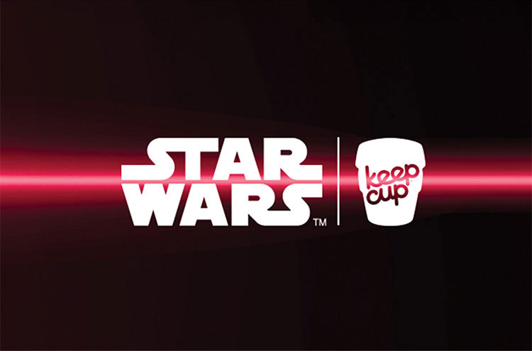 澳洲 KeepCup 星際大戰