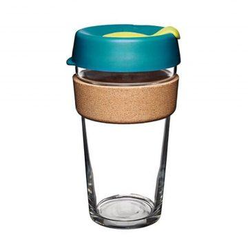 澳洲 KeepCup 隨身咖啡杯 軟木系列 L - 沉靜