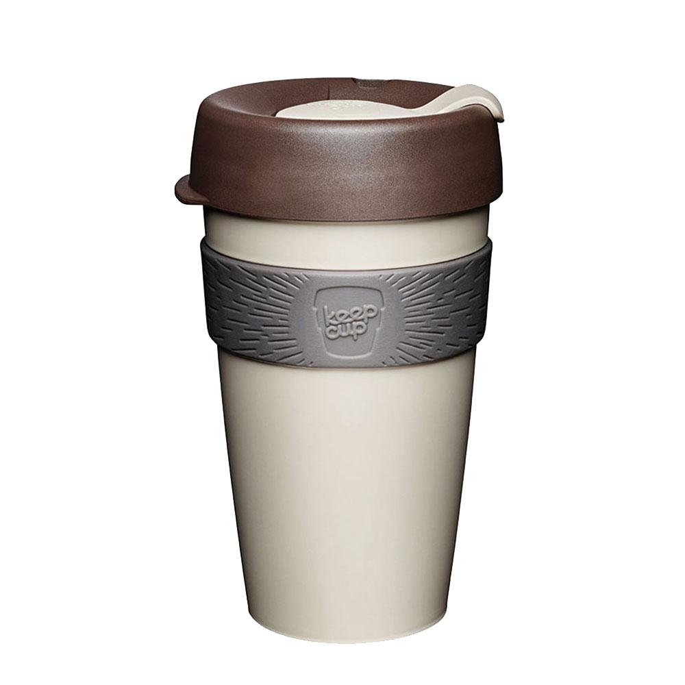 澳洲 KeepCup 隨身咖啡杯 隨行杯 L (可可拿鐵)