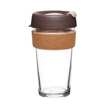 澳洲 KeepCup 隨身咖啡杯 軟木系列 L - 瑪奇朵