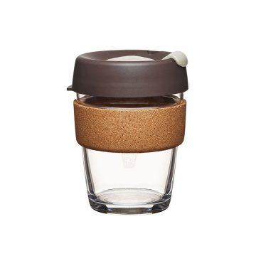澳洲 KeepCup 隨身咖啡杯 軟木系列 M - 瑪奇朵